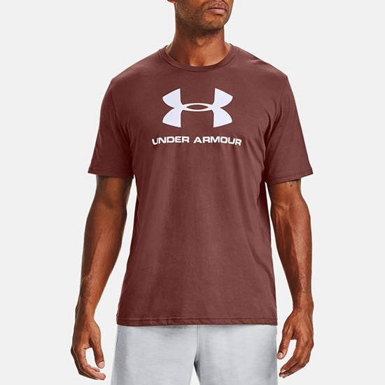 Under Armour Sportstyle Logo Ss 1329590 688