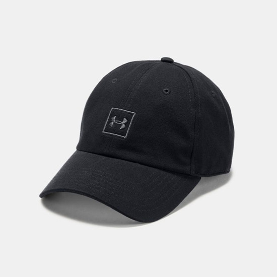 Under Armour Washed Cotton Cap 1327158 001