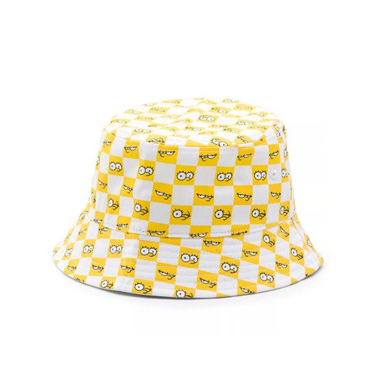 Vans x The Simpsons Check Eyes Bucket VN0A4V45ZZY