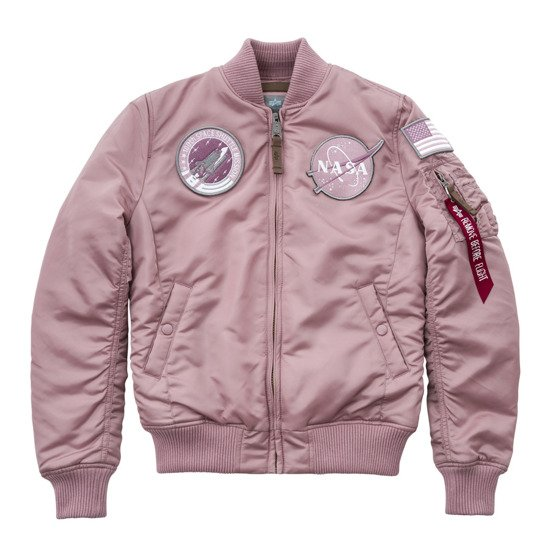 Veste femme Alpha Industries Ma 1 Vf Nasa 168007 397