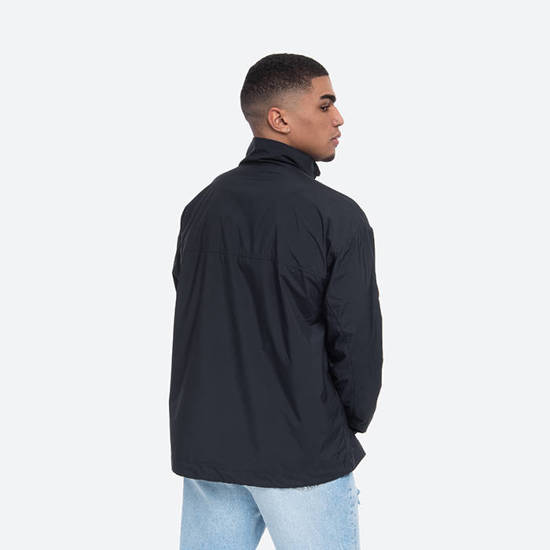 Wood Wood Lenny Track Jacket 11935101-1169 BLACK
