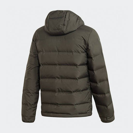adidas Helionic Hooded Jacket DZ1427