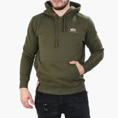 Alpha Industries Basic Hoody Small Logo 196318 257