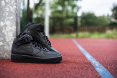 Baskets homme Nike Air Force 1 Mid '07 315123 001