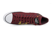 Chaussures femme sneakers Converse Chuck Taylor Nba Cleveland Cavaliers 159417C