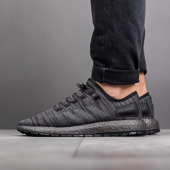 "Chaussures homme sneakers adidas Pureboost All Terrain ""Triple Black"" CG2990"