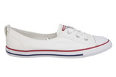 Femme chaussures sneakers Converse Chuck Taylor All Star Ballet Lace Slip 549397C