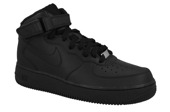 Femme chaussures sneakers Nike Air Force 1 Mid (GS) 314195 004