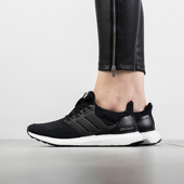 "Femme chaussures sneakers adidas Ultra Boost 3.0 Primeknit ""Core Black"" S80682"