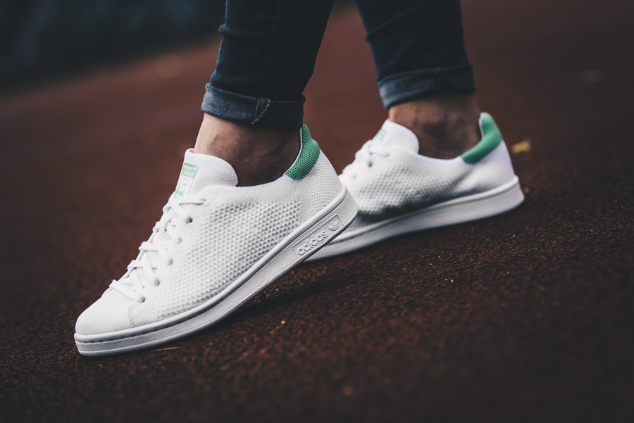 adidas stan smith prime knit femme chaussures