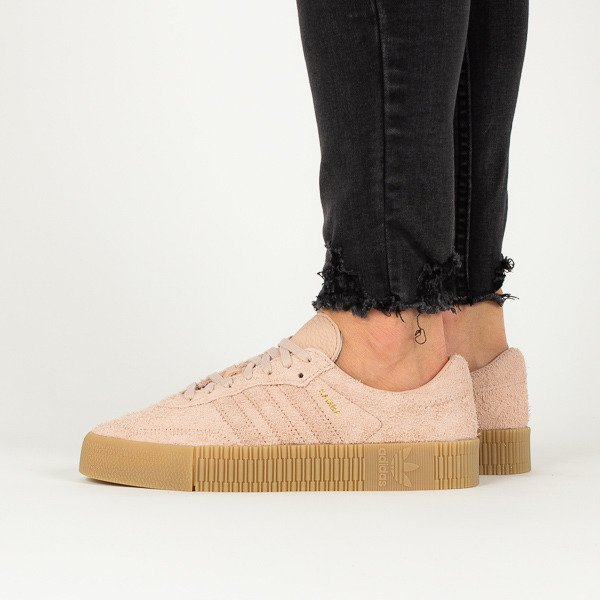 Baskets femme adidas Originals Sambarose W B37861 -SneakerStudio