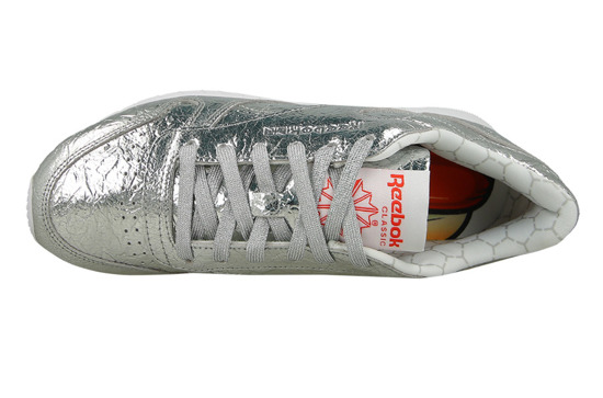 Femme chaussures sneakers Reebok Classic Leather Hd BS5115